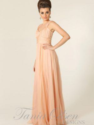 Silk Dreams Bridesmaid Dress Pink