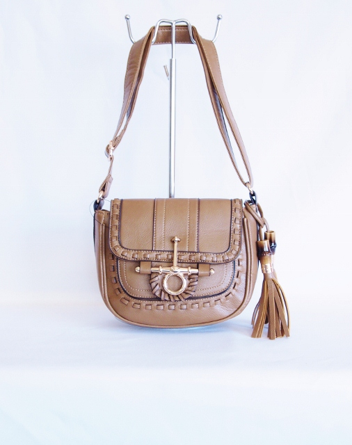 Tan tassel bag - Sentani Boutique Bridal, Formal And Evening Dresses Fashion Store