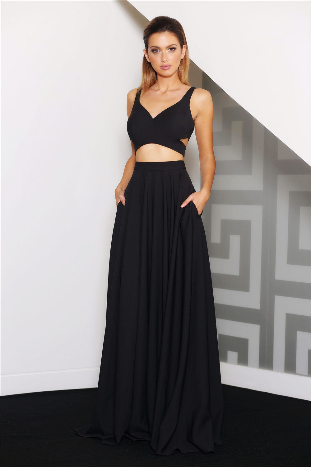 Formal Two Piece Dress | Good Dresses
