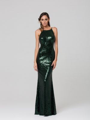 Sadie sequin formal dress PO70S