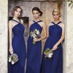Adele Bridesmaid Dress Navy - Sentani Boutique Bridal, Formal And Evening Dresses Fashion Store