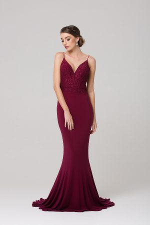 Liana mermaid Bridesmaid dress
