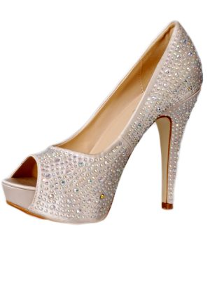Gem Heels - Sentani Boutique Bridal, Formal And Evening Dresses Fashion Store