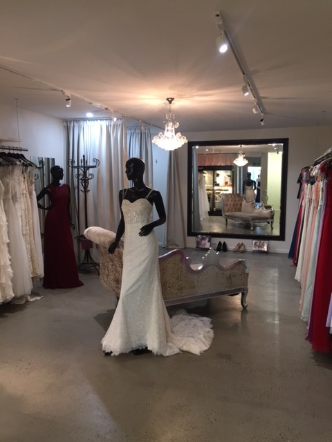 Sentani Boutique wedding and bridesmaid dresses