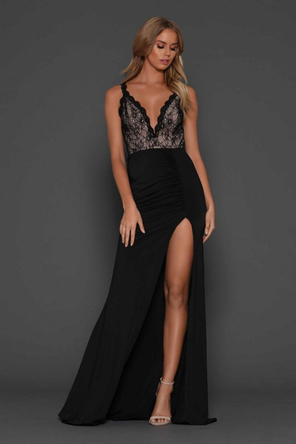 Christina Black Evening dress