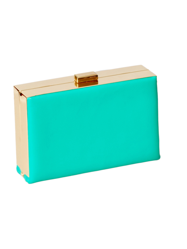 Green box clutch