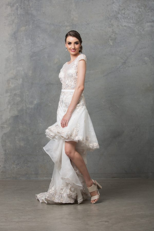 Laurel wedding dress