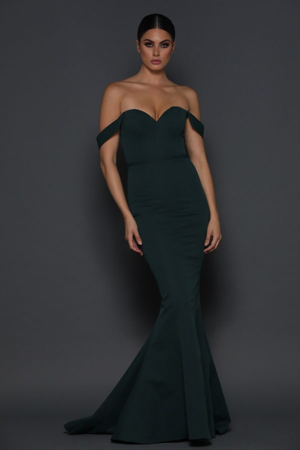 Maggie evening dress