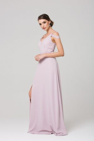 Natasha boho bridesmaids dress