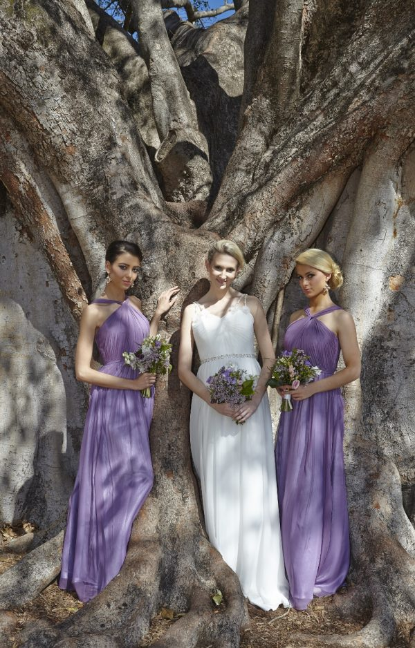 Adele Bridesmaid Dress Lavender