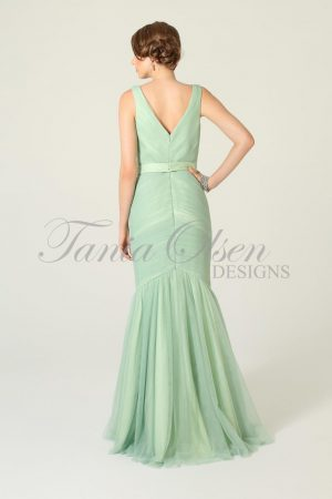 Samantha Mint Bridesmaid Dress