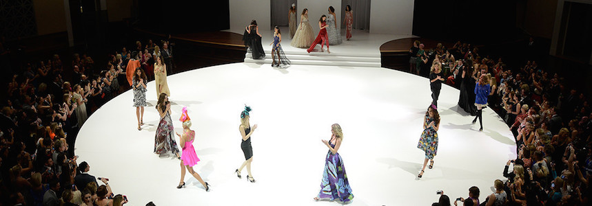 Mercedes Benz Fashion Festival 2015