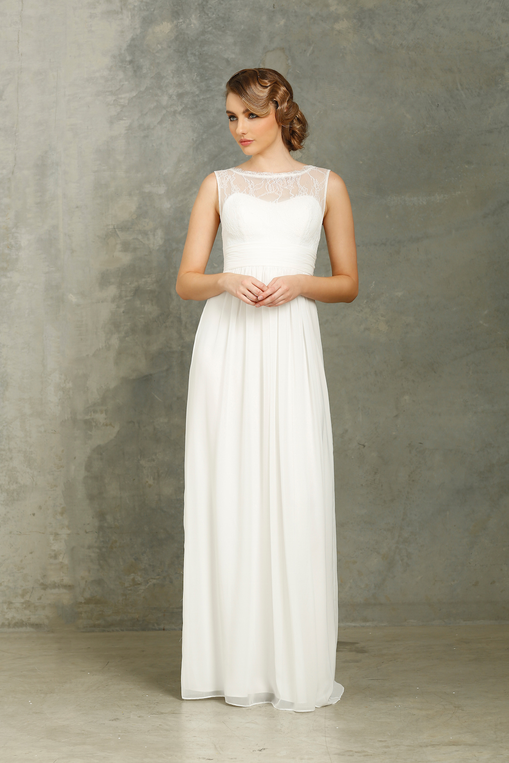 Charlotte White Wedding Dress