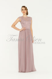 TO37 Camilla Bridesmaid Dress - end of dye lot oyster