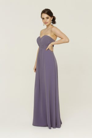 Violet Rose Bridesmaid Dress