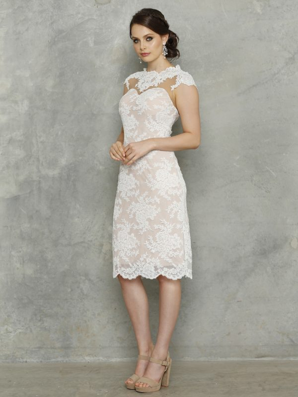 Alexia White Wedding Dress