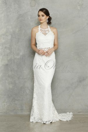 Suri White Wedding Dress