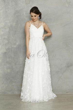 Ella White Wedding Dress