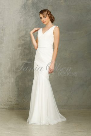 Samantha White Wedding Dress