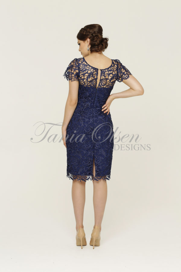Khloe Royal Blue Formal Dress