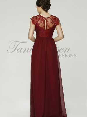 Camilla Bridesmaids dress TO37 back