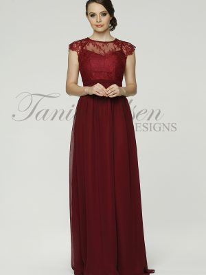 Camilla Bridesmaids dress TO37 merlot