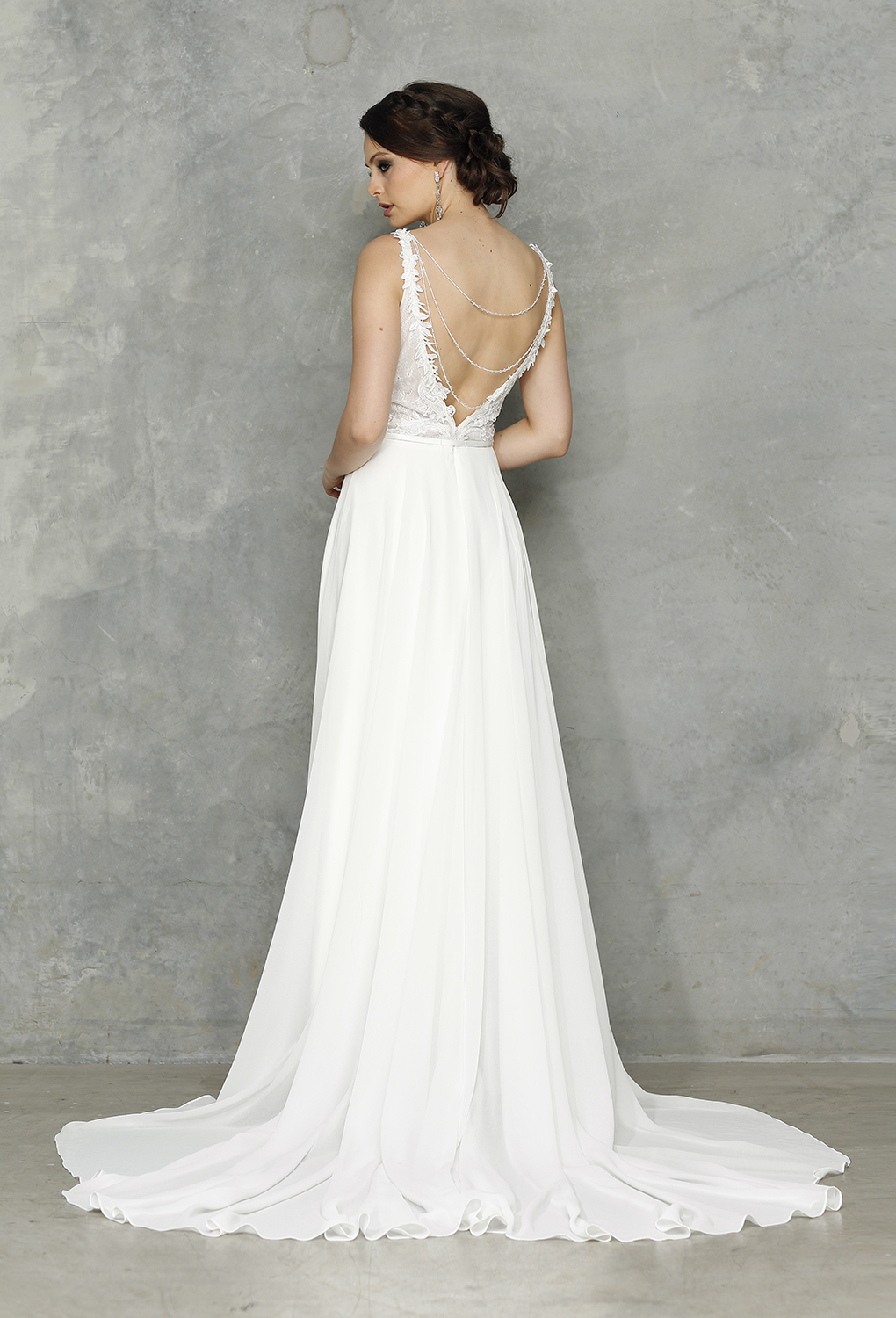 Chanel Wedding Dress