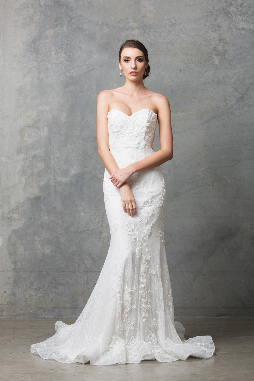 Maci Wedding Dress white