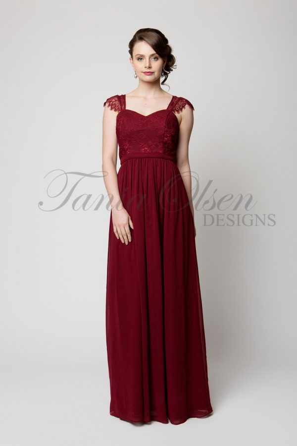 TO57 Phoebe Bridesmaid Dress