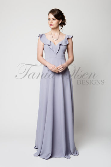 TO61 Scarlett Dusty Lilac Front