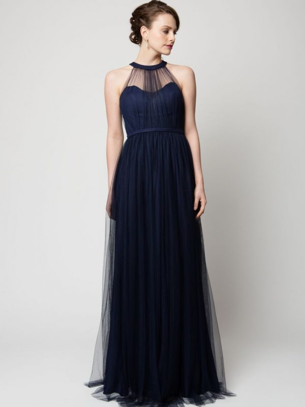PO73 Paris Bridesmaids Dress
