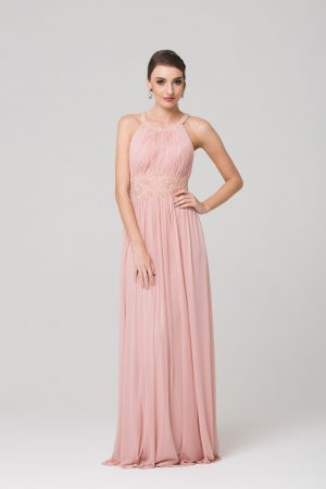 Bonita Stretch Tulle Bridesmaids Dress