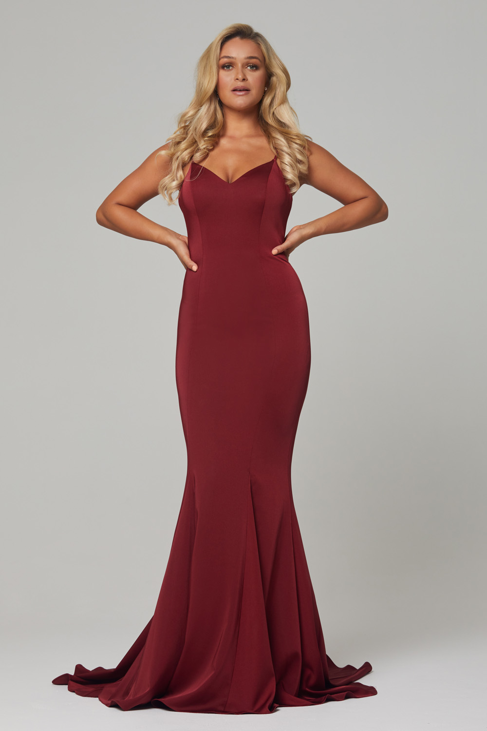 PO593-Wine-Bree dress
