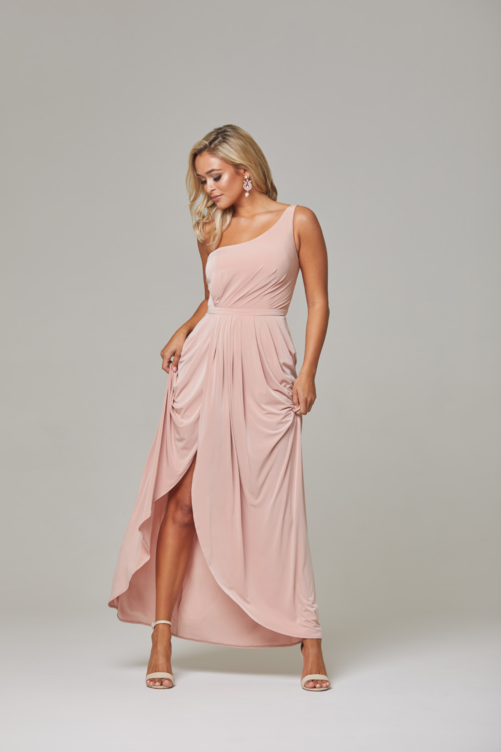 Eloise Bridesmaids Dress side