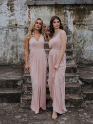 TO72 Bianca dress and TO800 Eloise dress