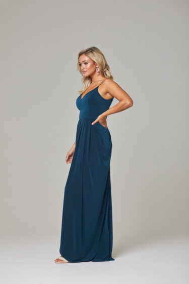 Claire Bridesmaid Dress side