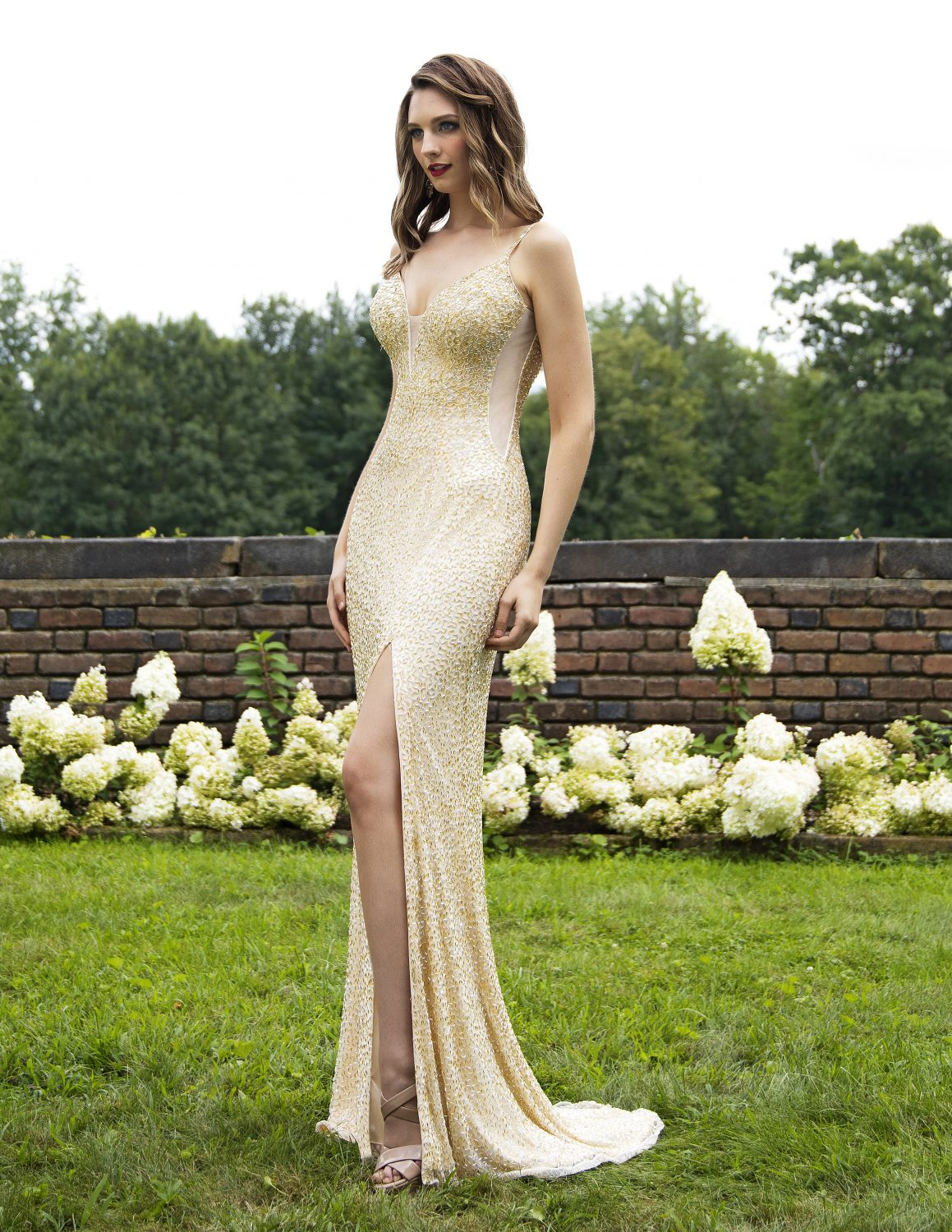 3207-NUDE GOLD