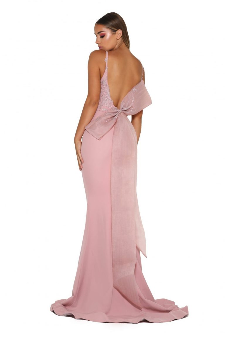 Ellie Gown Blush (1)