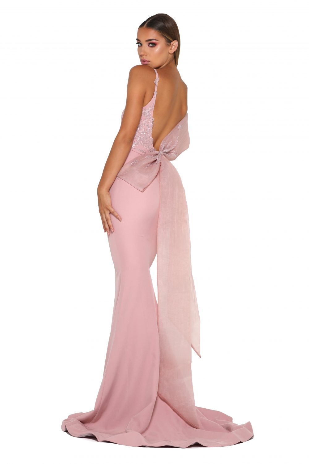 Ellie Gown Blush (2)