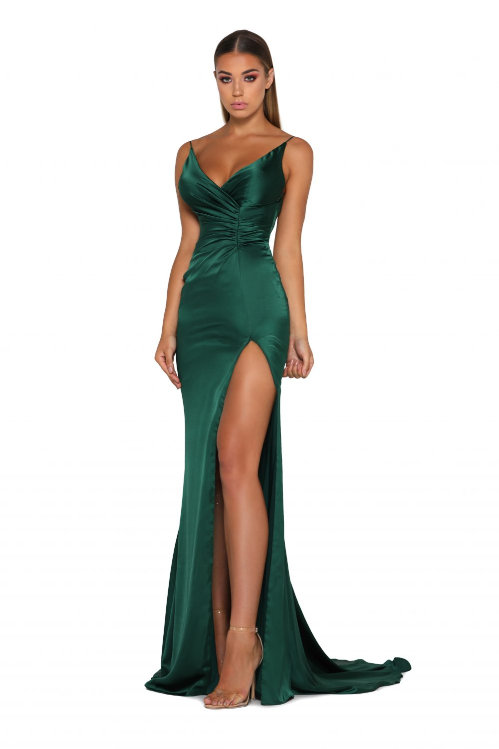 Hugo Gown Emerald (1)