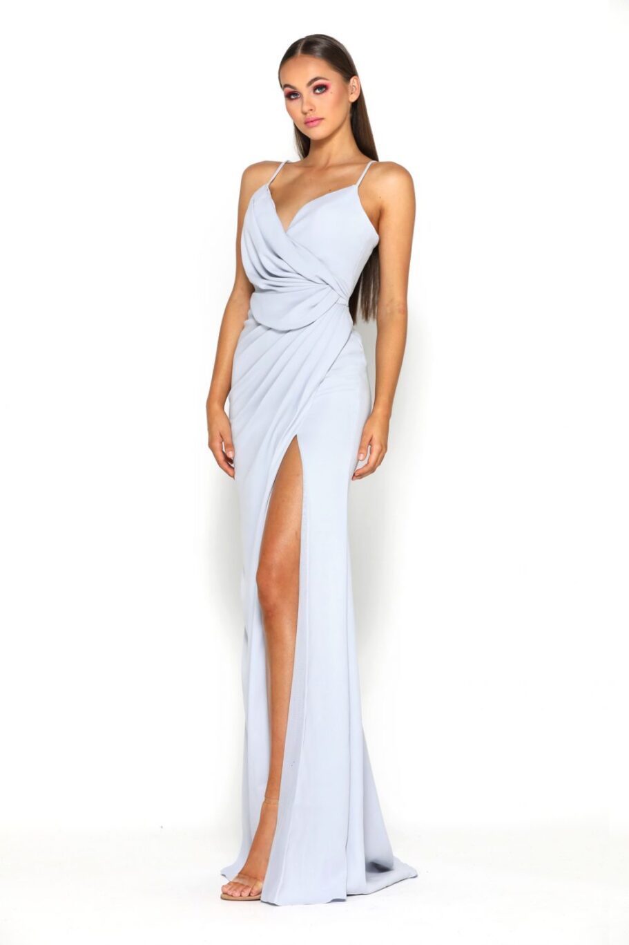 Rosabell Gown Ice