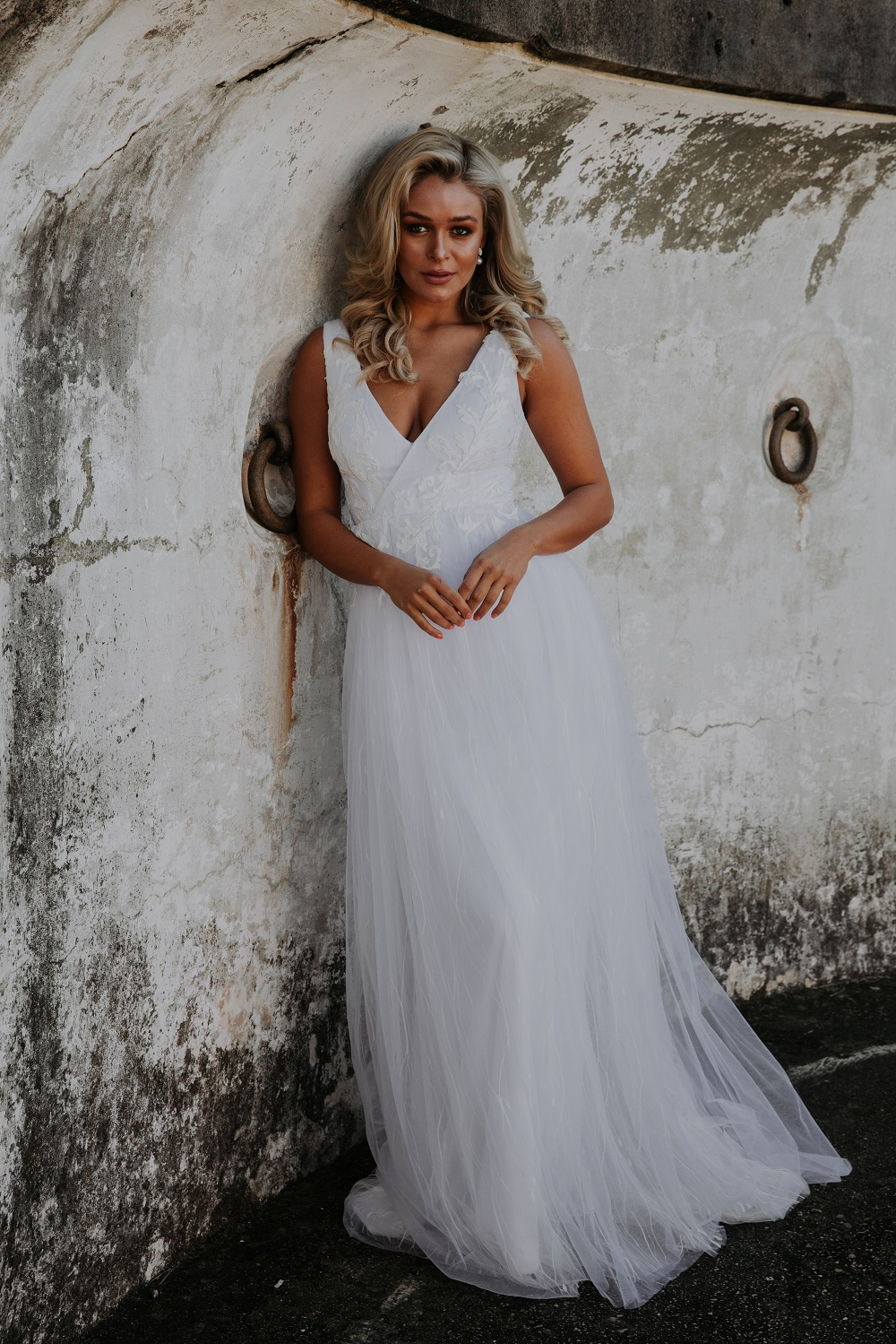 Liv wedding dress