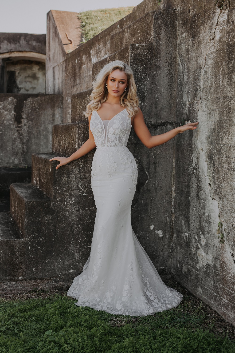 Ornela wedding dress