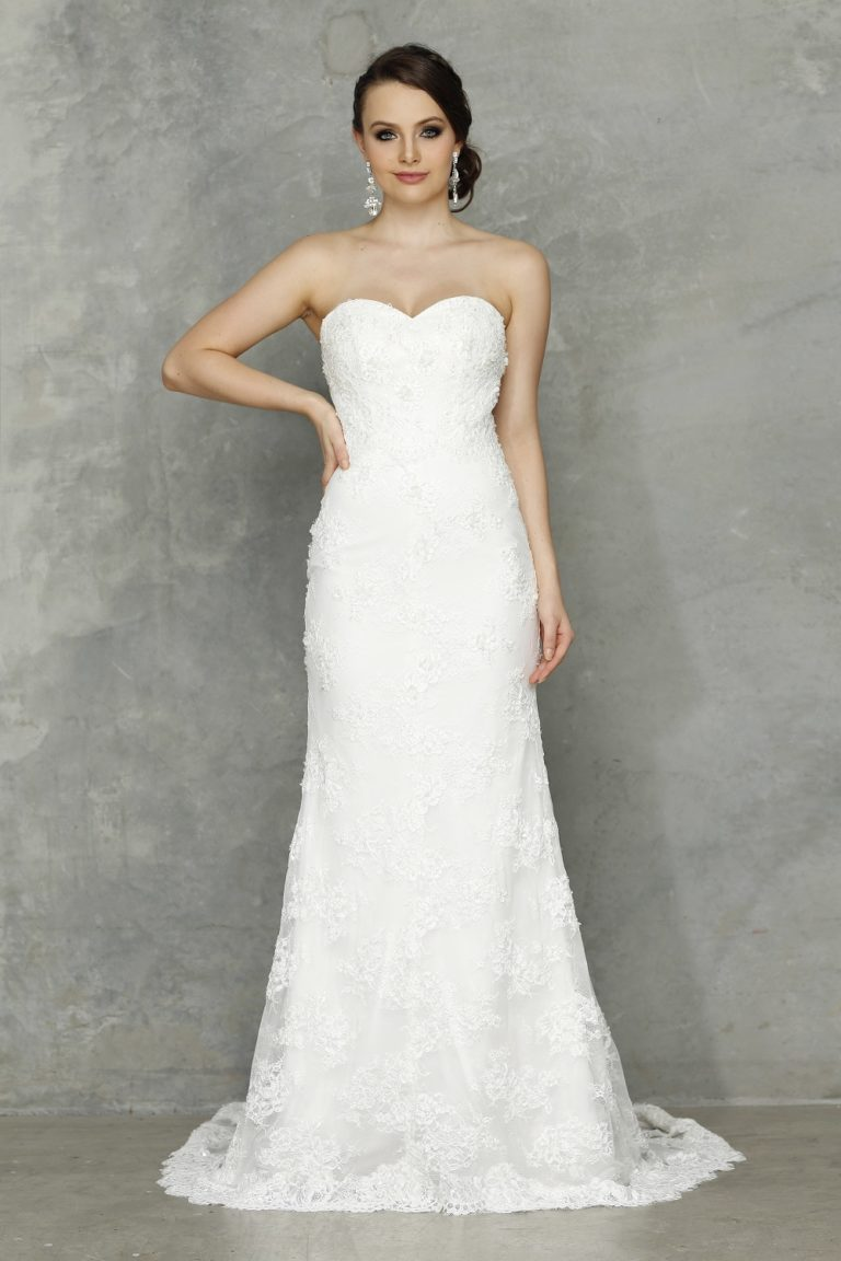 PO68 Jasmina Wedding dress