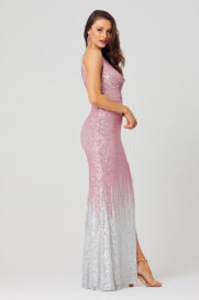 PO862 nadia pink ombre Side