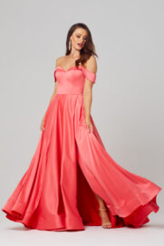 PO876 pearl dress front
