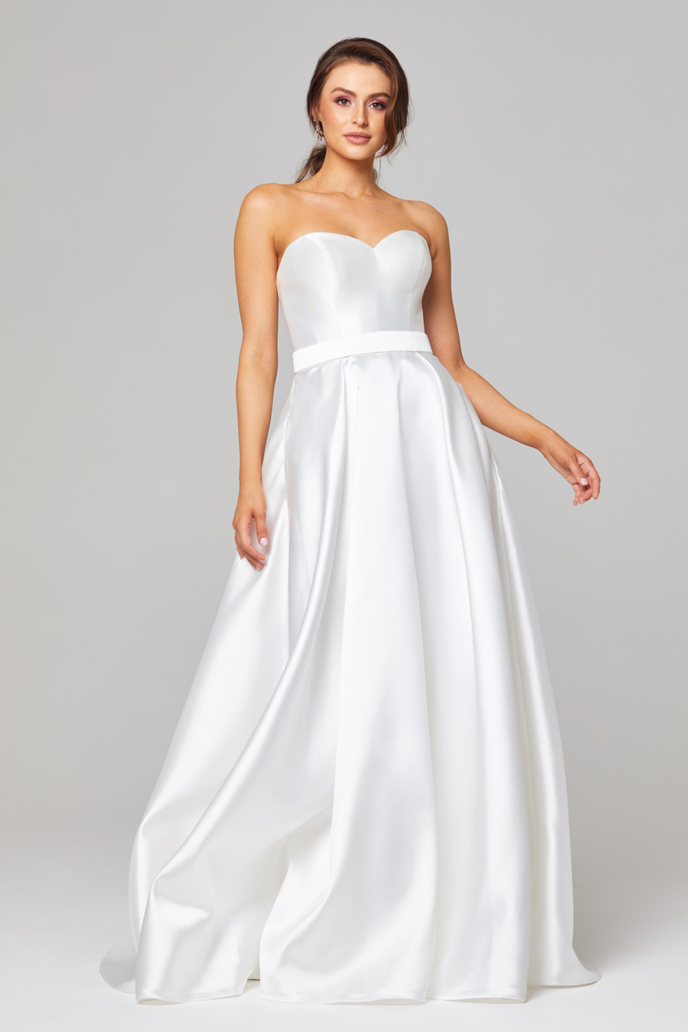 TC303 Demi Strapless Wedding Dress
