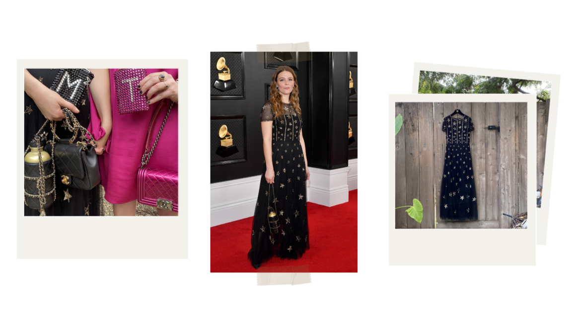 maggie rogers grammys gown