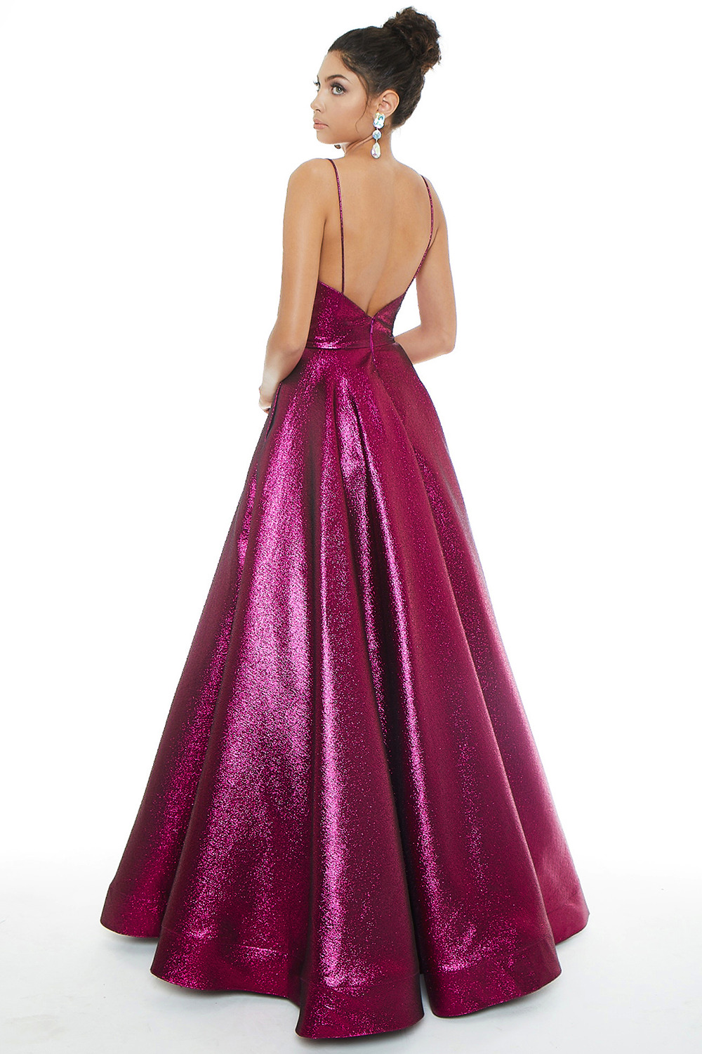 1700 fuchsia back ashley lauren