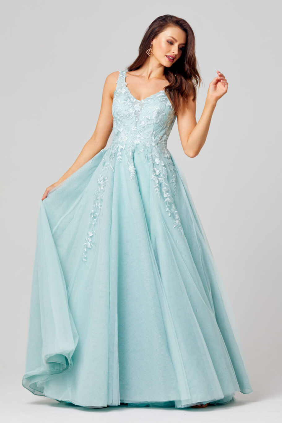 Cindy Sweetheart Formal Gown - TC274